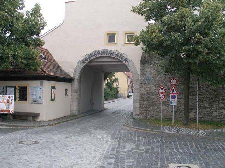 Sommerhausen-torturm in
