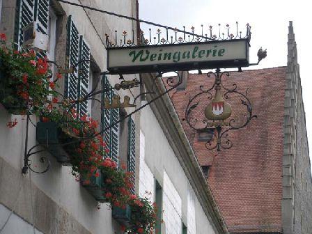 Weingalerie-sommerhausen in Weinatelier