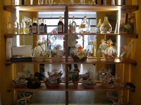Weinregal-weingalerie in Weinatelier